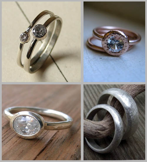 one response to beautiful handmade wedding rings - Handmade Wedding Rings