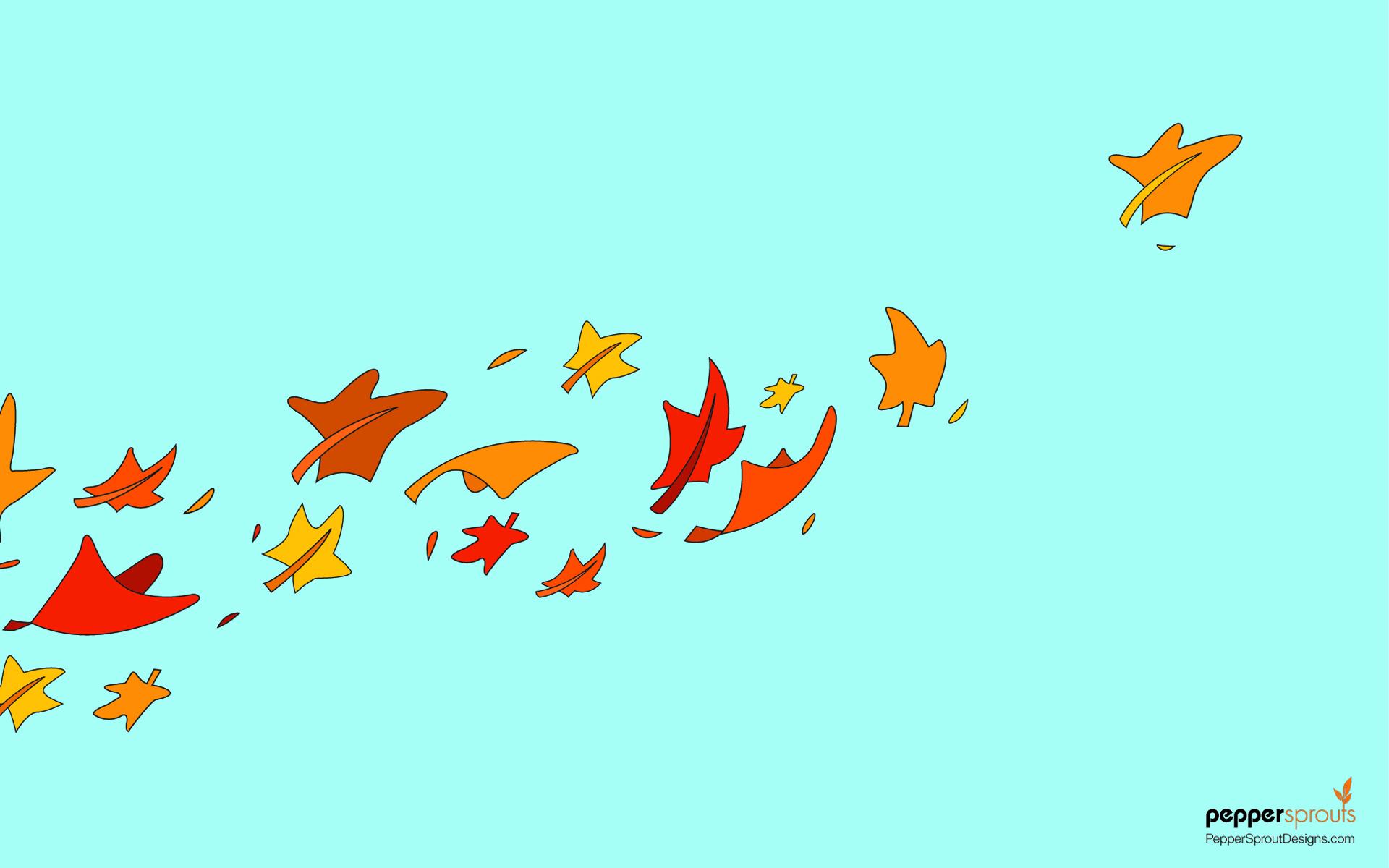October wallpaper - 596005