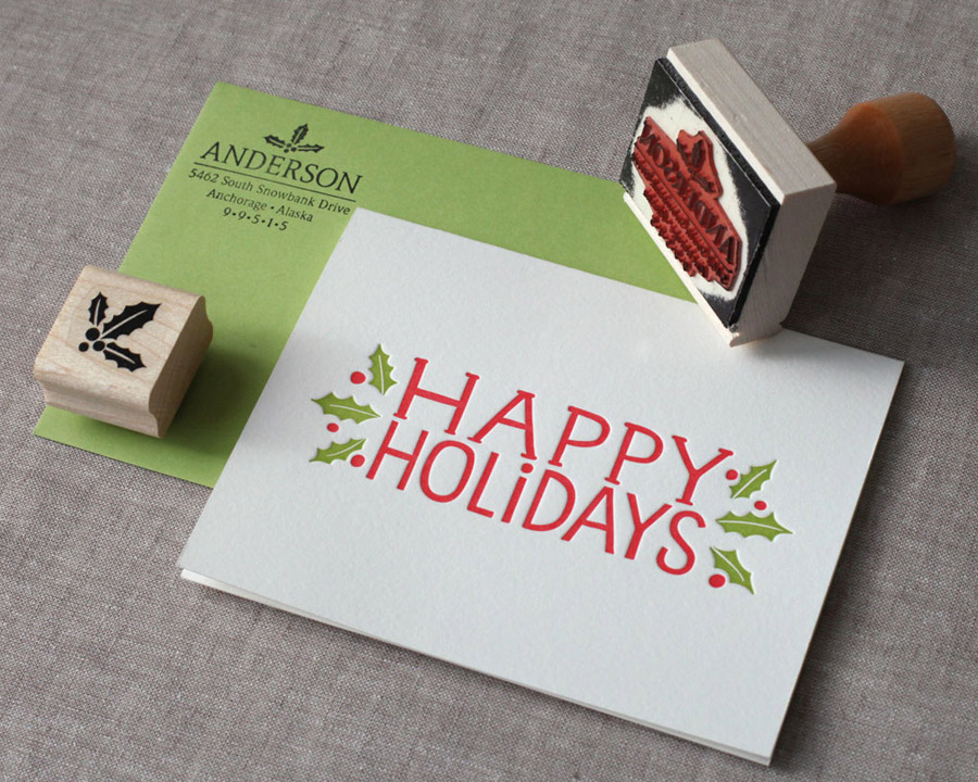 happy_holidays_letterpress_cardchattpress