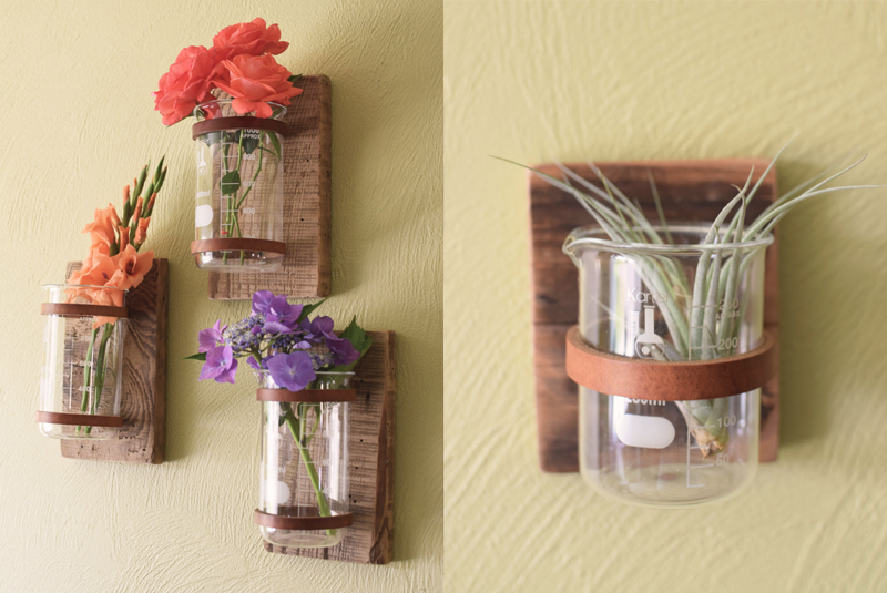 bourbon-moth-glass-flower-wall-vases